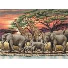 stickpackung savanne