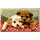 knüpfdecke puppies