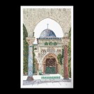 stickpackung al-aqsa moskee
