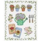 stickpackung collage tuinieren