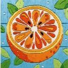 spanstichpackung sinaasappel