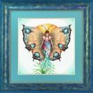 stickpackung vlinder, dag