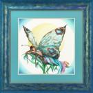 stickpackung vlinder, nacht